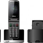 Telefon s polnilno postajo